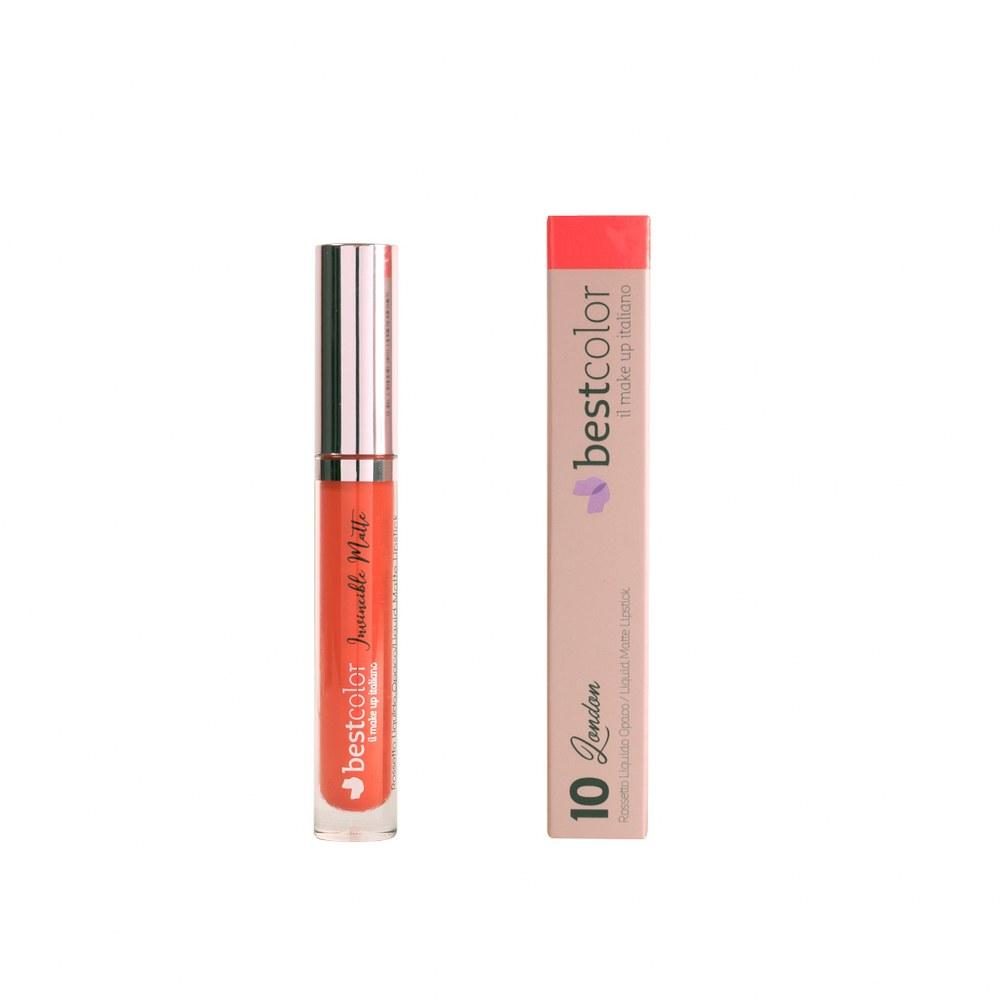 Innovativa - INVINCIBLE MATTE LIQUID LIPSTICK - 01 Florence